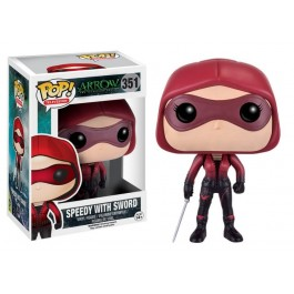 Funko Speedy with Sword