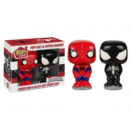 Funko Home Spider-Man & Black Spider-Man