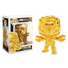 Funko Star-Lord Gold Chrome