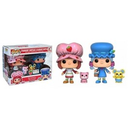 Funko Strawberry & Blueberry