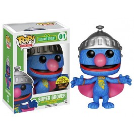 Funko Super Grover (First to Market)