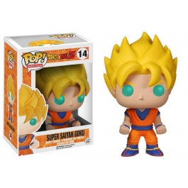Funko Dragonball Z Super Saiyan Goku