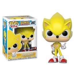 Funko Super Sonic