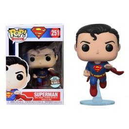 Funko Superman Flying 80th Anniversary