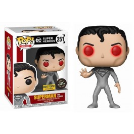Funko Superman from Flashpoint Chase