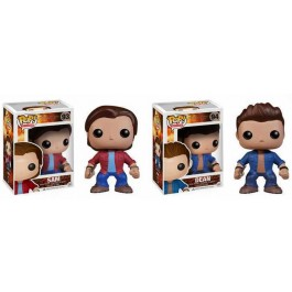 Funko Supernatural Sam & Dean