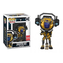 Funko Sweeper Bot