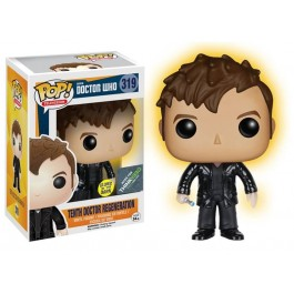 Funko Tenth Doctor Regeneration