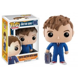 Funko Tenth Doctor with Hand