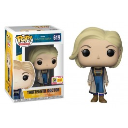 Funko Thirteenth Doctor First to Market