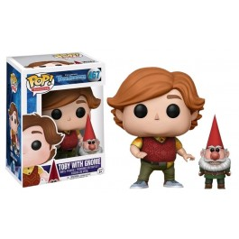 Funko Toby with Gnome