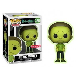 Funko Toxic Morty