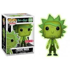 Funko Toxic Rick