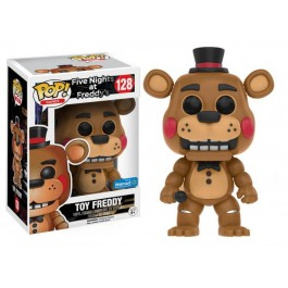 Funko Toy Freddy Exclusive