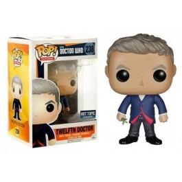 Funko Twelfth Doctor Prerelease