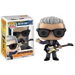 Funko Twelfth Doctor with Guitar