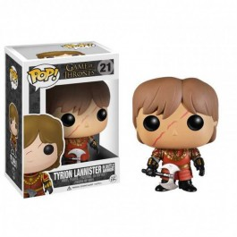Funko Tyrion Lannister in Battle Armor