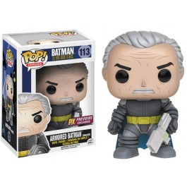 Funko Unmasked Armored Batman