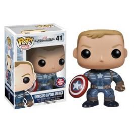 Funko Unmasked Captain America 41