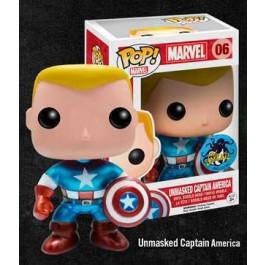Funko Unmasked Captain America