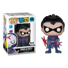 Funko Unmasked Robin as Red X