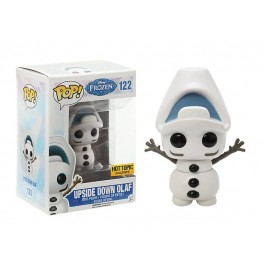 Funko Upside Down Olaf Exclusive