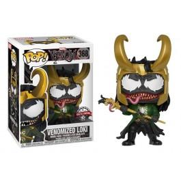 Funko Venomized Loki