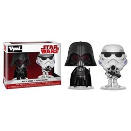 Vynl Darth Vader + Stormtrooper