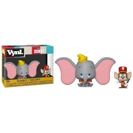 Vynl Dumbo + Timothy