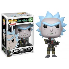 Funko Weaponized Rick