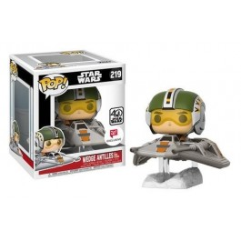 Funko Wedge Antilles with Snow Speeder