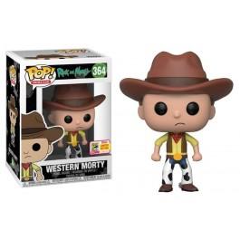 Funko Western Morty