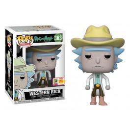 Funko Western Rick