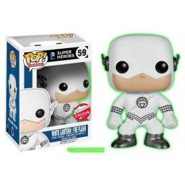 Funko White Lantern The Flash GITD