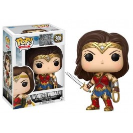 Funko Wonder Woman 206