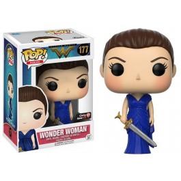 Funko Wonder Woman Blue Dress
