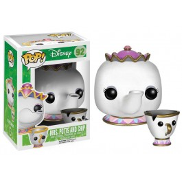 Funko Mrs Potts and Chip