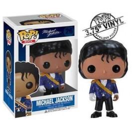 Funko Michael Jackson Military