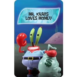 SBS Mr. Krabs Loves Money
