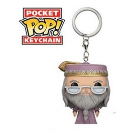 Funko Mystery Keychain Albus Dumbledore