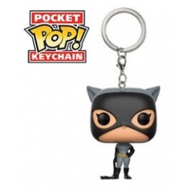 Funko Mystery Keychain Catwoman