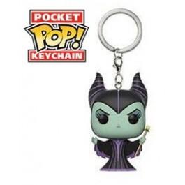 Funko Mystery Keychain Maleficent
