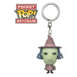 Funko Mystery Keychain Shock