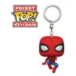 Funko Mystery Keychain Spider-Man