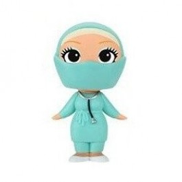 Mystery Mini Barbie 1973 Surgeon