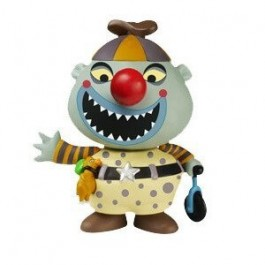 Mystery Mini Clown Tear-Away Face
