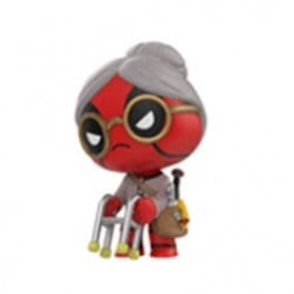 Mystery Mini Deadpool Old Lady