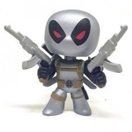 Mystery Mini Deadpool with Guns X-Force Metallic