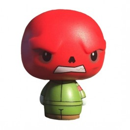 Pint Size Red Skull