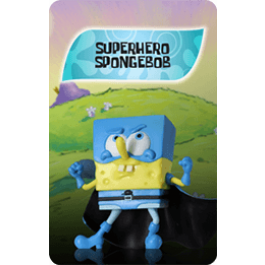 SBS Superhero Spongebob
